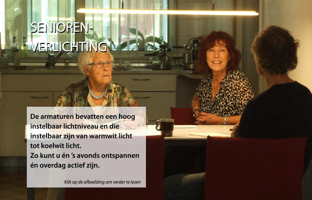 Seniorenverlichting