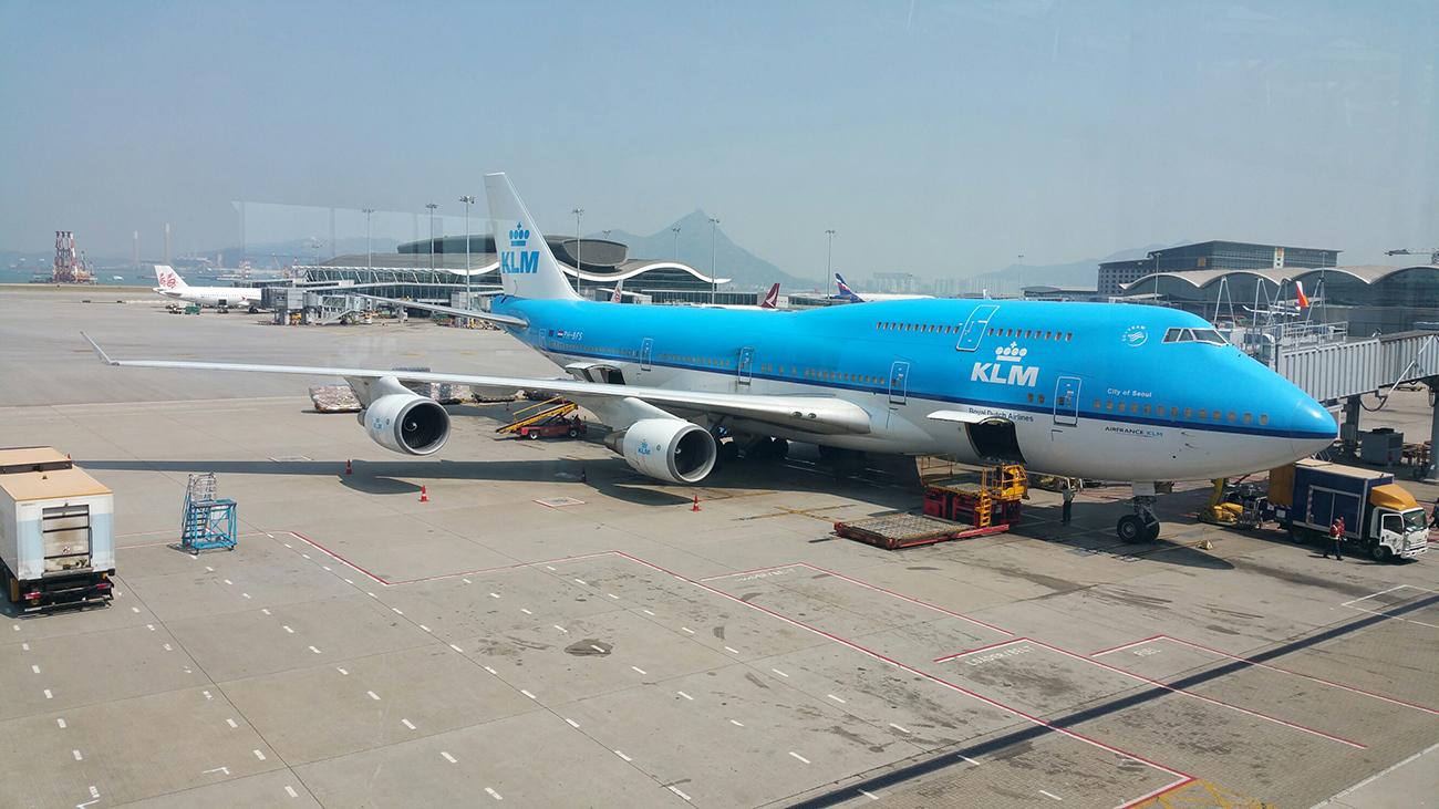 KLM_schiphol